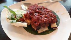 Ribs with Sambal Sauce-Indonesia
