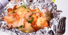 Italian Chicken Foil Packets