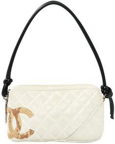 ff0aa467e24b Chanel Cambon leather handbag #Chanelhandbags Chanel Handbags, Burberry  Handbags, Leather Handbags, Louis