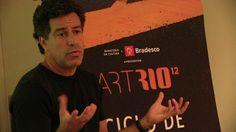 """Luiz Calainho apresenta a palestra """"Economia Criativa"""" no Pólo de Pensamento Contemporâneo (POP)"""