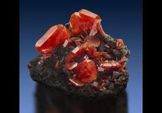 Wulfenite - In Photos: 10 Hot Rocks For Your Portfolio - Forbes