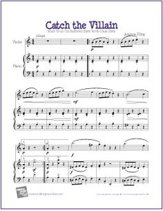 29 Best Violin Sheet Music (Free) | Beginner and Easy images in 2018