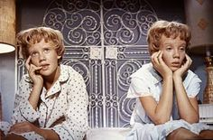 "The ""Parent Trap"" and Hayley Mills...two favorites."