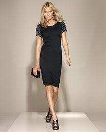 a great modest dress