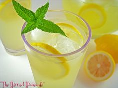 Celebrate National Lemonade Day with recipes like this one for Easy Spiked Lemonade. Cheers!