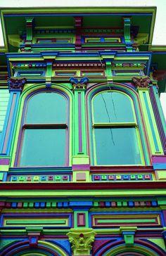 Victorian house, 908 Steiner Street (3 of 4) - Humanities and Matthew Evans Resource Room