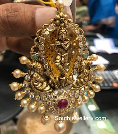 Lord Krishna Nakshi Pendant photo