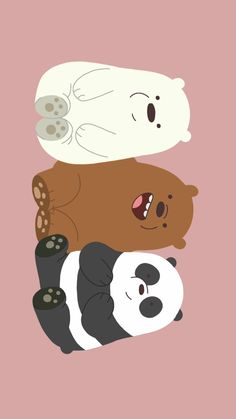 Pin On We Bare Bears Wallpapers FCA