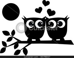 Google Image Result for http://watermarked.cutcaster.com/901786107-silhouette-of-two-owls-in-love.jpg
