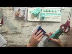 Heatwave We R y Frame Punch Board Para hacer marcos - YouTube