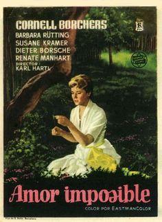 """Amor imposible (1957) """"Rot ist die Liebe"""" de Karl Hartl - tt0050912"""