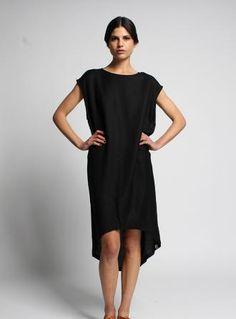 Long Box Dress