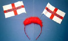 St. George's/England ' Come on England ' Headbopper