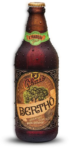 Cerveja Colorado Bertho from Brazil
