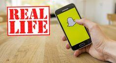 Gençliğin fenomen uygulaması Snapchat, dijital yayıncılık konusunda yeni bir adım atıyor. Real Life adlı yeni Snapchat iştiraki, 'teknolojiyle yaşam' konusuna odaklanacak. #İşCep #AnındaBankacılık #teknoloji #mobilhaber #mobiluygulama #mobilhayat #technology #mobilcihaz #teknolojihaberleri #haber #mobil #akıllıtelefon #mobilephone #uygulamalar #applications #Snapchat