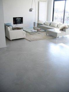 Art-Floor, l'art du béton ciré