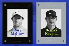 Mother Design — Nike Golf Club