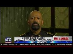 Sheriff David Clarke on Obama's Racial Speech on Police - July 12, 2016 - YouTubeThe truth on BLM and Obama This Sheriff is a hero for speaking out with the truth