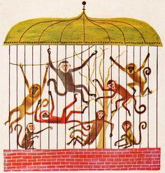 Where Is the Keeper? Mabel Watts ~ Art Seiden ~ Whitman, 1961