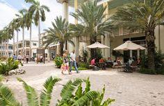 Camana Bay Shops in Grand Cayman