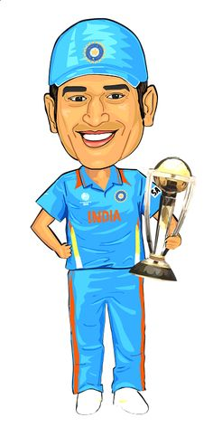 Relive the World Cup jerseys of team India through caricatures of the World Cup captains from 1975 to Test Cricket, Cricket Score, Icc Cricket, Cricket Wallpapers, Bmw Wallpapers, Ms Dhoni Photos, Ms Dhoni Wallpapers, Cricket In India, Back Drawing