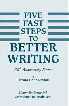 The 20th anniversary edition of this popular writing guide was published in 2005 with additional chapters for freelance writers. See the full Table of Contents, reviews and ordering info at: www.SimonTeakettle.com/wrbook.htm