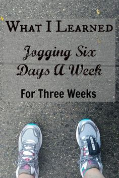 What I learned jogging six days a week for three weeks using a couch to program - Fitness and Exercises Running Training Plan, Running Day, Learn To Run, My Yoga, Get In Shape, Out Of Shape, Transformation Body, Weight Loss Motivation, Home Workouts