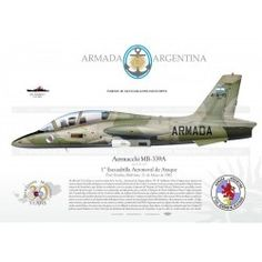 MB-339A 4-A-115 Argentina JP-577 Harley Davidson Online Store, Swedish Air Force, Pilot, Armada, Fighter Jets, Aviation, Aircraft, Mayo, Airplanes