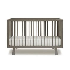 The cart can't even see the horse anymore, but I love this crib!