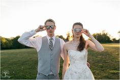wedding | bride and groom sunglasses | golden hour; Hazel Lining Photography, Bucks County PA | www.hazel-lining.com