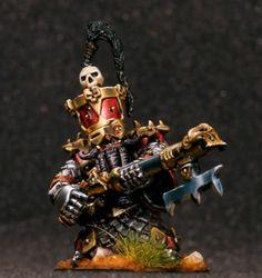 Chaos Dwarf #1