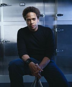 Gary Dourdan in CSI: Crime Scene Investigation