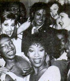 <3 MJ & The Ladies! <3 - michael-jacksons-ladies Photo