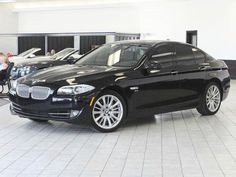 An Ultimate Driving Machine with ultimate savings! This BMW 5 Series is priced $7000 BELOW market average!! http://www.autosaver.com/product/details/9302623/