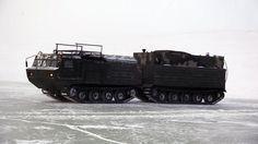ICYMI: Pan todoterreno: Rusia finaliza unas pruebas de maquinaría militar auxiliar para el Ártico (fotos)