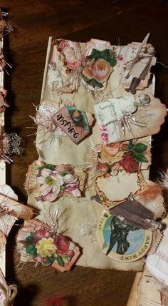 Paper Doll Craft, Doll Crafts, Paper Dolls, Paper Crafts, Journal Art, Junk Journal, Art Journals, 3d Paper, Paper Clip