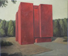 the red block 2008
