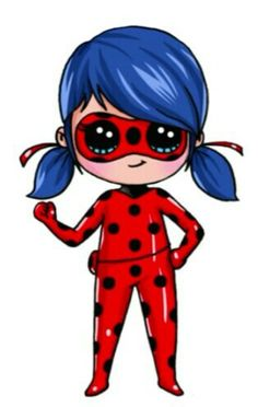 Ladybug MIRACOLOUS By:Draw so cute