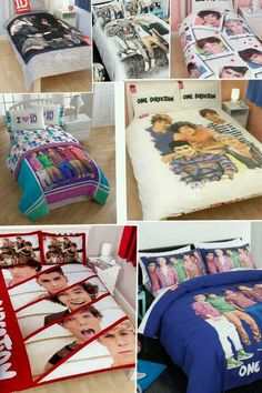 One Direction Bed Sets!