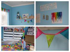 Playroom Bright Playroom Fabric Bunting Playroom Bunting on Amazing Playroom Ideas 2862 Fabric Bunting, Pink Elephant, Etsy Seller, Kids Rugs, Bright, Playroom Ideas, Children, Creative, Amazing