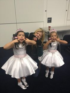 Kelly, Sophia Grace and Rosie - my favs!