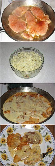 Start Recipes: Pollo Fundido