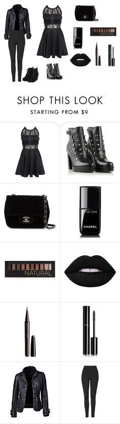 """""""Untitled #11"""" by swimmingmaya12 on Polyvore featuring AX Paris, Diesel, Chanel, Forever 21, Lime Crime, Marc Jacobs and Topshop"""