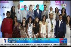 Dominicana Moda Este Año Se Estará Celebrando Del 18 Al 21 De Octubre