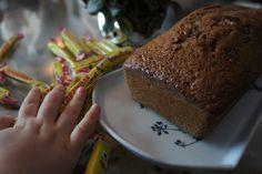 Cake aux carambars 😍