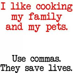 We grammar nazis have a method to our madness.