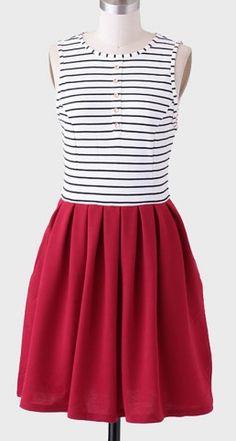 Parisian-Inspired Dress