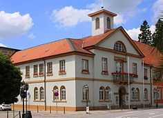 Town hall, Schwetzingen Town Hall, Nature Photos, Castle, Germany, Backyard, Mansions, Live, House Styles, Cities