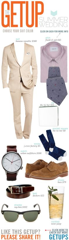 Teen boys Young men summer outfits fashion Isaiah - good idea for summer formal. Wear a suit. Tuxedos are yesterday. Suits are everything!