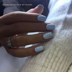 Winter Nails Images – Hair, Nails, Skin – Tips, Tricks and Hacks Cute Acrylic Nails, Acrylic Nail Designs, Blue Nails, My Nails, Cruise Nails, Nagel Gel, Perfect Nails, Nail Manicure, Trendy Nails